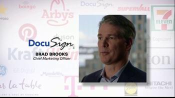 Oracle Cloud TV Spot, 'Oracle Cloud Customers: DocuSign' - Thumbnail 5