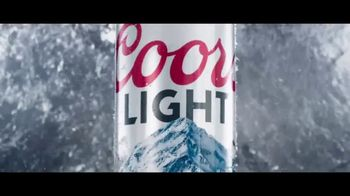 Coors Light TV Spot, 'Cold Blooded' - 4318 commercial airings