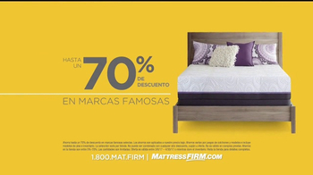 Mattress Firm Oportunidad Para Grandes Ahorros TV Spot, 'Ventas' [Spanish] - Thumbnail 4