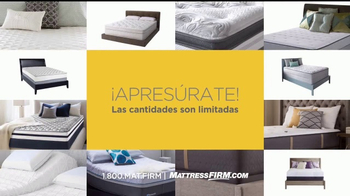 Mattress Firm Oportunidad Para Grandes Ahorros TV Spot, 'Ventas' [Spanish] - Thumbnail 6