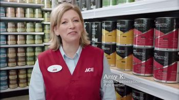 ACE Hardware Buy Two Get One Free Paint Sale TV Spot, 'Lots to Choose From' - Thumbnail 2