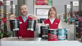 ACE Hardware Buy Two Get One Free Paint Sale TV Spot, 'Lots to Choose From' - Thumbnail 3