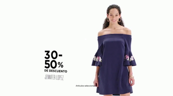 Kohl's Women's Spring Style Event TV Spot, 'Tendencias' [Spanish] - Thumbnail 5