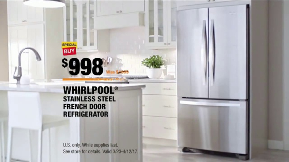 The Home Depot Spring Black Friday Tv Commercial Savings That Give