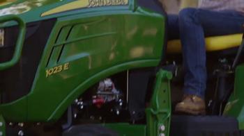 John Deere 1023E TV Spot, 'Learn Something New' - Thumbnail 6