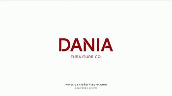 Dania Furniture TV Spot, 'Hand-Selected Essentials' - Thumbnail 1