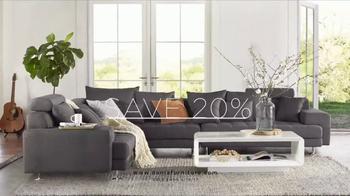 Dania Furniture TV Spot, 'Hand-Selected Essentials' - Thumbnail 3