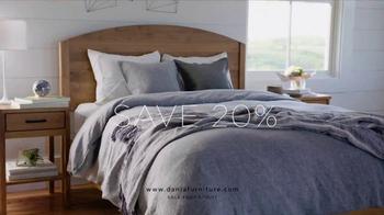 Dania Furniture TV Spot, 'Hand-Selected Essentials' - Thumbnail 4