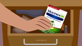 Mucinex DM TV Spot, 'Investigation Discovery: Night Out' - Thumbnail 5
