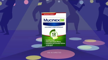 Mucinex DM TV Spot, 'Investigation Discovery: Night Out' - Thumbnail 9