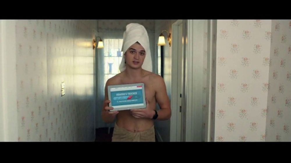 Domino's Pizza Tracker TV Commercial, 'Life Moves Fast' Featuring Joe Keery