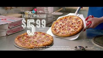 Domino's Pizza Tracker TV Spot, 'Life Moves Fast' Featuring Joe Keery - Thumbnail 8