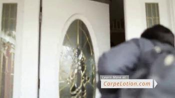 Carpe Antiperspirant Lotion TV Spot, 'Grateful Customers' - Thumbnail 5