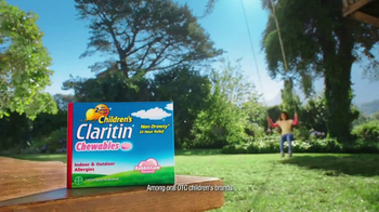 Claritin Children's TV Spot, 'Sunshiny Day' - Thumbnail 5
