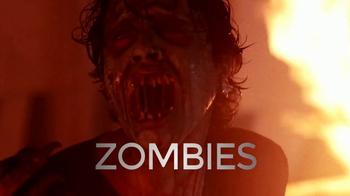 Shudder TV Spot, 'What Makes You Shudder: Vampires and Zombies'