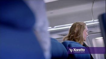 Xarelto TV Spot, 'Most Challenging Opponent' Ft. Katie Hoff, Brian Vickers - Thumbnail 3
