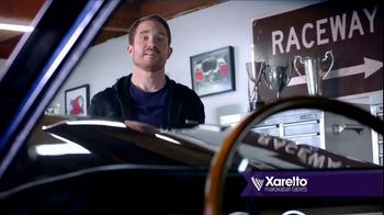 Xarelto TV Spot, 'Most Challenging Opponent' Ft. Katie Hoff, Brian Vickers - Thumbnail 4