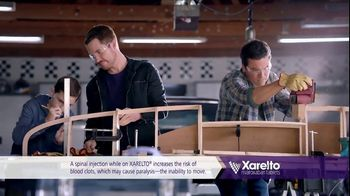 Xarelto TV Spot, 'Most Challenging Opponent' Ft. Katie Hoff, Brian Vickers - Thumbnail 7