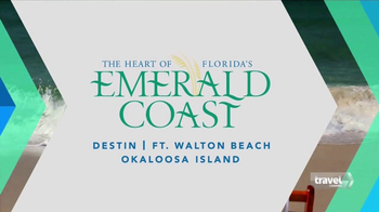 Florida's Emerald Coast TV Spot, 'Travel Channel: Escape' - Thumbnail 10