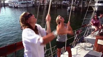 Florida's Emerald Coast TV Spot, 'Travel Channel: Escape' - Thumbnail 6