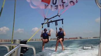 Florida's Emerald Coast TV Spot, 'Travel Channel: Escape' - Thumbnail 8