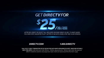 DIRECTV TV Spot, 'Dentist' Featuring Dan Finnerty, Greg Gumbel - Thumbnail 7
