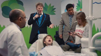DIRECTV TV Spot, 'Dentist' Featuring Dan Finnerty, Greg Gumbel - Thumbnail 5