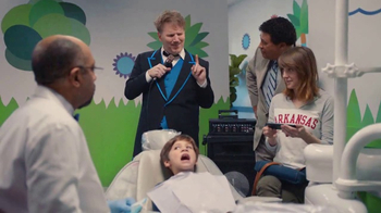 DIRECTV TV Spot, 'Dentist' Featuring Dan Finnerty, Greg Gumbel - Thumbnail 6