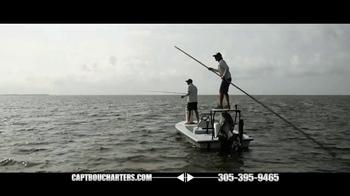 Captain Bou Charters TV Spot, 'Bring It On' - Thumbnail 3