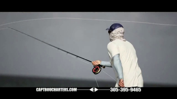 Captain Bou Charters TV Spot, 'Bring It On' - Thumbnail 4