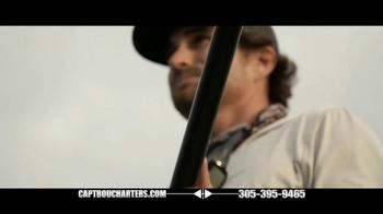 Captain Bou Charters TV Spot, 'Bring It On' - Thumbnail 5