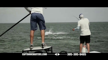 Captain Bou Charters TV Spot, 'Bring It On' - Thumbnail 6