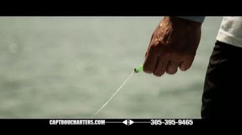Captain Bou Charters TV Spot, 'Bring It On' - Thumbnail 7