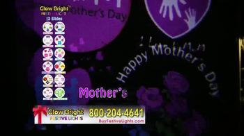 Glow Bright Festive Lights TV Spot, 'Turn Ordinary Into Extraordinary' - Thumbnail 3