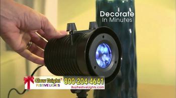 Glow Bright Festive Lights TV Spot, 'Turn Ordinary Into Extraordinary' - Thumbnail 5