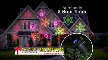 Glow Bright Festive Lights TV Spot, 'Turn Ordinary Into Extraordinary'