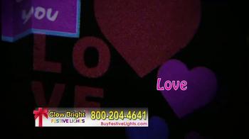 Glow Bright Festive Lights TV Spot, 'Turn Ordinary Into Extraordinary' - Thumbnail 7