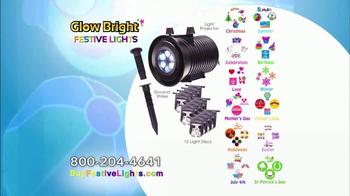 Glow Bright Festive Lights TV Spot, 'Turn Ordinary Into Extraordinary' - Thumbnail 8