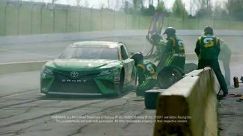 Subway TV Spot, 'Here to Race' Featuring Daniel Suarez - 60 commercial airings