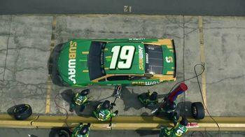 Subway TV Spot, 'Here to Race' Featuring Daniel Suarez - Thumbnail 4