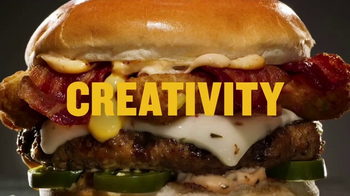 Carl's Jr. TV Spot, 'Pioneers of the Great American Burger' - Thumbnail 3