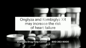 Weitz and Luxenberg TV Spot, 'Diabetes Drug Help Center' - Thumbnail 1
