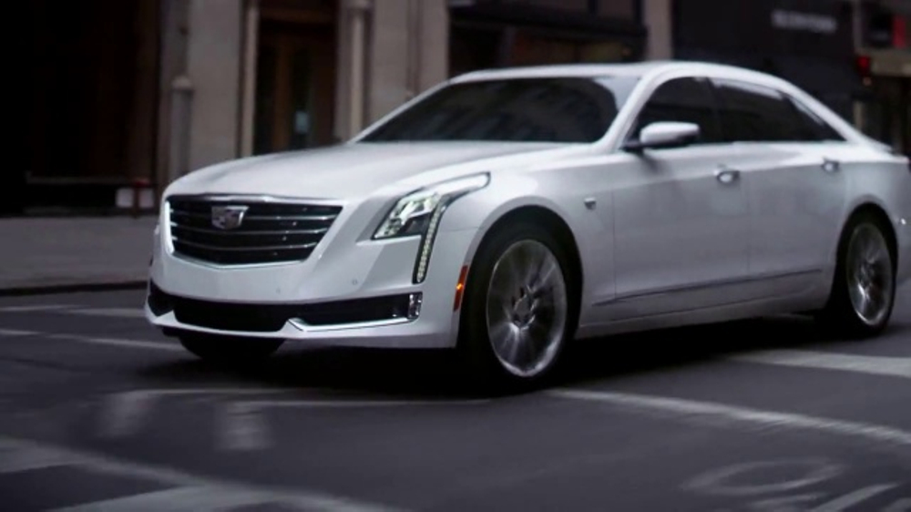 2017 Cadillac Ct6 Tv Commercial Extravagant T1 Ispot Tv