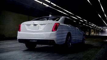 2017 Cadillac CT6 TV Spot, 'Extravagant' [T1] - Thumbnail 7
