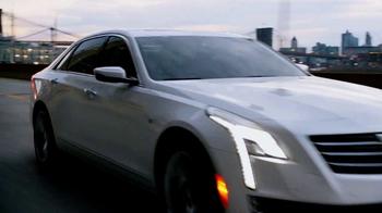 2017 Cadillac CT6 TV Spot, 'Extravagant' [T1] - Thumbnail 8