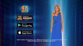 Wheel of Fortune Slots Casino TV Spot, 'On the Go' Featuring Vanna White - Thumbnail 6