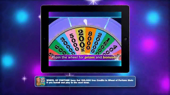 Wheel of Fortune Slots Casino TV Spot, 'On the Go' Featuring Vanna White - Thumbnail 4