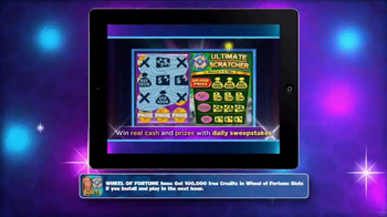 Wheel of Fortune Slots Casino TV Spot, 'On the Go' Featuring Vanna White - Thumbnail 5