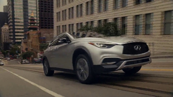 2017 Infiniti QX30 TV Spot, 'Carpool' [T2] - Thumbnail 3