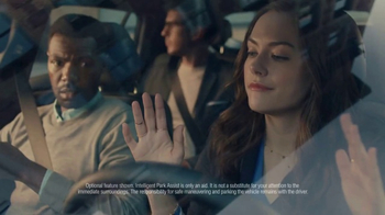 2017 Infiniti QX30 TV Spot, 'Carpool' [T2] - Thumbnail 7